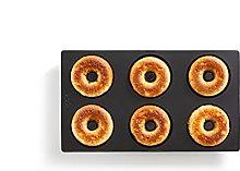 Lékué 0620406N01 - Stampo a 6 cavità Doughnut,