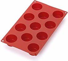 Lékué 0620811R01M022 - Stampo per mini muffin,
