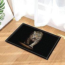 Leopardo della foresta di decorazione di animali