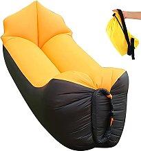 Lettino gonfiabile, divano da campeggio pieghevole