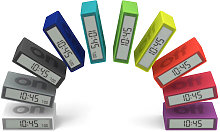 Lexon Flip Orologio/Sveglia Digitale