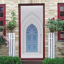 LGWERT adesivi per porta vetro Creativo Adesivo