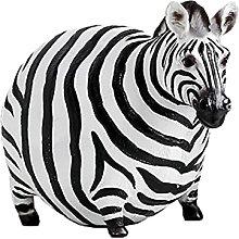 LGYKUMEG Nordic in Grasso Zebra Statua Cavalli
