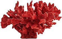 LGYKUMEG Scultura di Corallo, Statua di Corallo in