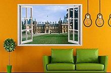 LHHYY adesivo da parete Blenheim Palace adesivi