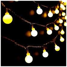 Liadd - Catena Luminosa, 17M 80 LED Luci Da