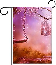 Liangbaiwan Bandiere da Giardino,Ornamento da