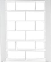 Libreria design bianco MUSSO