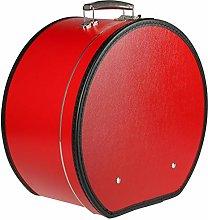 Lierys Cappelliera rotonda rosso - 40 x 21 cm -