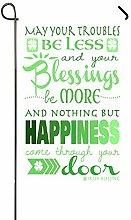 Lilys Rossne St Patricks Happiness - Bandiera da