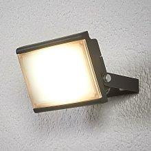 Lindby - Auron - faretto LED da esterno