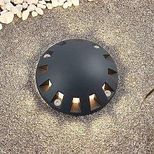 Lindby Emiro lampada LED da terra, carrabile