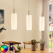 Lindby Smart LED a sospensione Felice, comando app