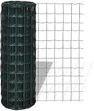 Lingjiushopping Recinzione Euro Fence 10 x 1,7 m