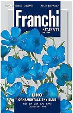 Lino ornamentale sky blue (Linum) (Semente)