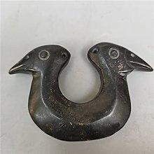 LISAQ Archaize Black Iron Meteorite Scultura