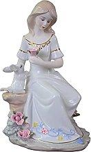LISAQ Decorazione della Scultura della Statua
