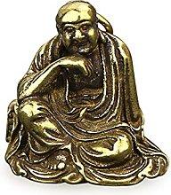 LISAQ Figura Mitica Cinese Diciotto Arhats Statua