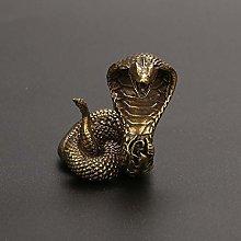 LISAQ Ornamento Piccolo Serpente dello Zodiaco
