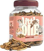 Little One snack in barattolo mix di insetti snack