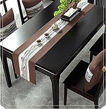 LIUJIU Runner da tavolo bifacciale per sala da