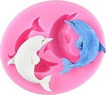 LIUXIYUANG Stampi in Silicone per Animali marini
