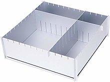 Ljourney Stampo quadrato regolabile in acciaio