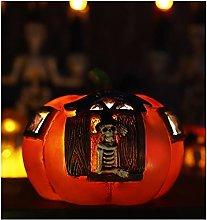 LJWLZFVT Illuminazione di Halloween Decorazione