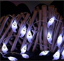 LJWLZFVT Luci Decorative di Halloween Luci