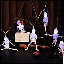 LJWLZFVT Stringa di Luce Decorazione di Halloween