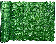 LjzlSxMF Foglia Fence Pannelli Foglia Artificiale