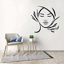 LKJHGU Adesivi murali per Massaggi Spa Femminili