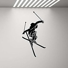 LKJHGU Sci Sciatore Ski Hall Giochi Invernali Sci