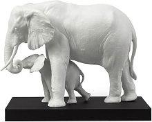 Lladró Elefanti Scultura