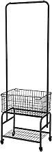 LM-Coat rack XINGLL Appendiabiti Stand, Scaffale A