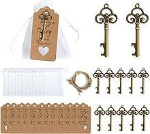 Longan Craft Set di 12 bomboniere per matrimonio