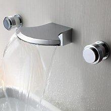 Lookshop - Rubinetto per lavabo moderno a parete