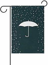 LORONA Umbrella It S Raining - Carta da parati da