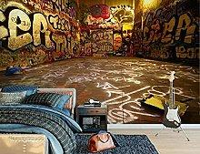 Lovemq 3D Graffiti Room Raig Carta Da Parati