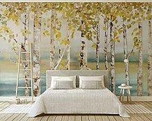 Lovemq Carta Da Parati Murale 3D Autumn Woods