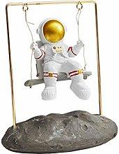 LOVIVER Astronauta Resina Astronauta Modello