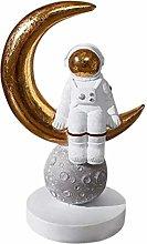 LOVIVER Creative Space Man Astronauta Scultura