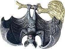 LOVIVER Decorazione Esterna Halloween Bat Statua