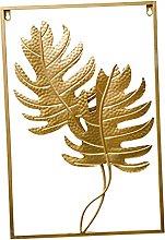 LOVIVER Oro di Lusso Foglie di Arte Muro