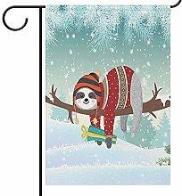 Lplpol - Bandiere di Natale X-Mas per regali di