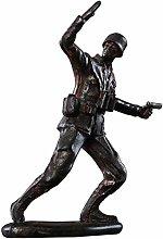 LPQA Statue Decorazione Statue e sculture retrò