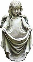 LPQA Statue Giardino Statua Giardinaggio Angelo