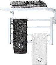 LSWY Portasalviette multifunzionale Asciugamano da