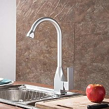 LTMJWTX Rubinetto da Cucina in Alluminio Space