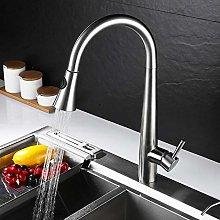 LTMJWTX Rubinetto Estraibile per lavello da Cucina